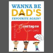 Father's Day Gift Card Promo