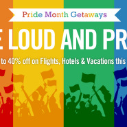 Pride Month Travel Deals Landing page (June)